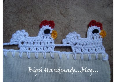 Hen Crochet Tutorial